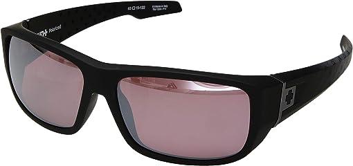 Matte Black Logo Fade/HD Plus Rose Polar/Silver Spectra