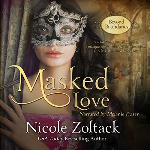 Masked Love audiobook cover art