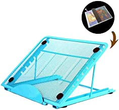 USlinsky Stand for Diamond Painting Light Pad, A4 LED Light Box Board Holder of 5D Diamond Painting Kits for Adults Tool &Diamond Painting Accessories