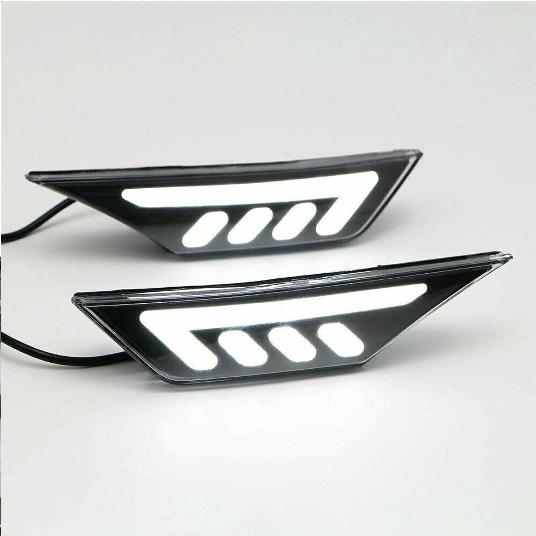 YLT AUTO Front Bumper Signal Side sale LED Light Marker Turn Max 87% OFF B