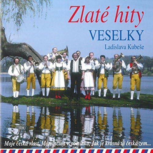 Veselka Ladislava Kubeše feat. Ladislav ml. Kubeš & Milan Černohouz