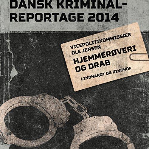 Hjemmerøveri og drab audiobook cover art
