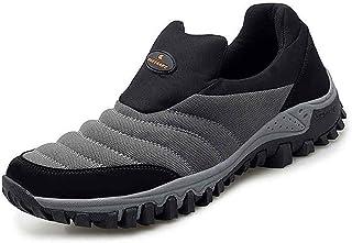 gracosy Chaussure de Course Femme Homme, Chaussures de Sport en Maille à Enfiler Sneakers Décontracté Basket Running Rando...
