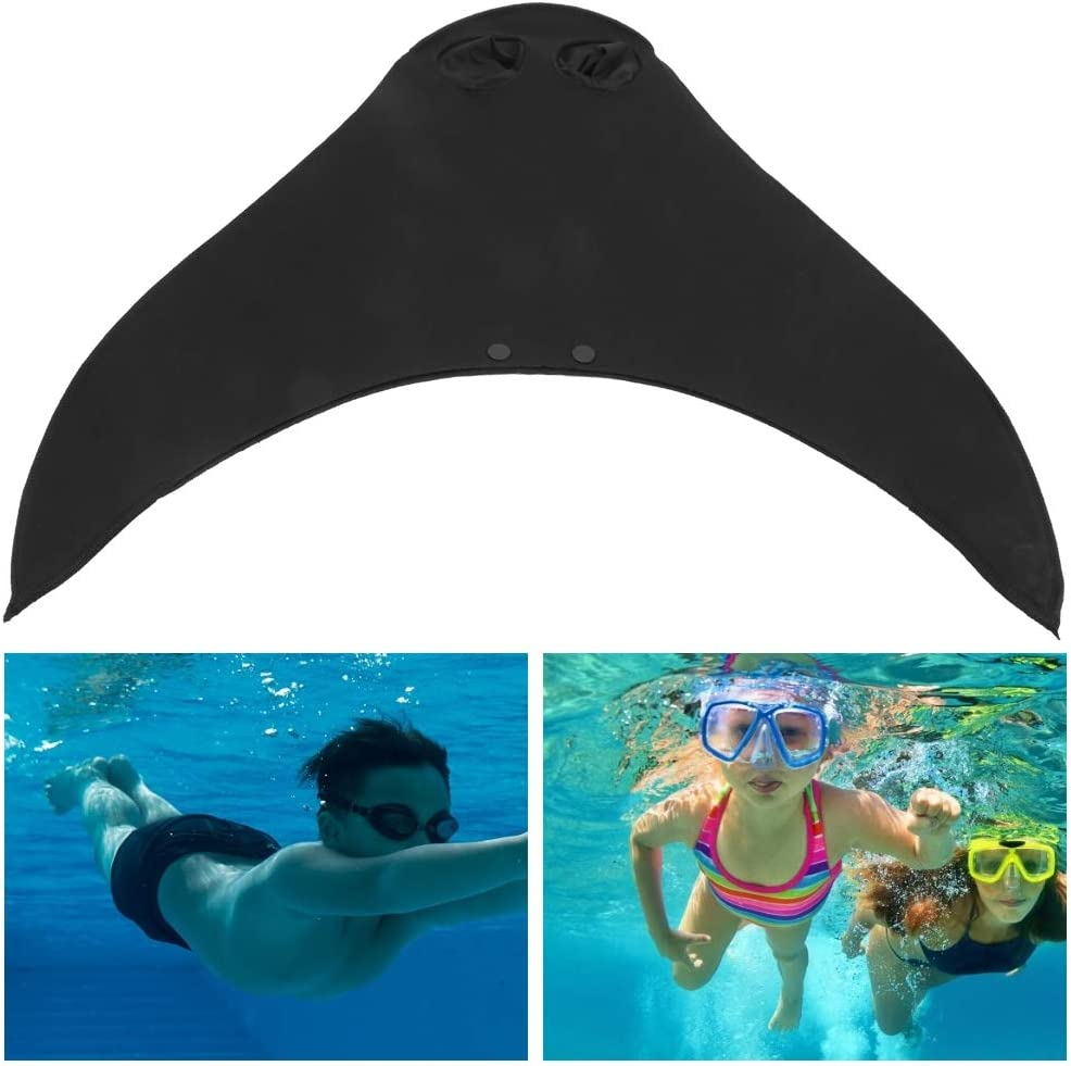 banapoy Swim Fins, High‑Elastic Swim Flipper, Snorkeling Ad