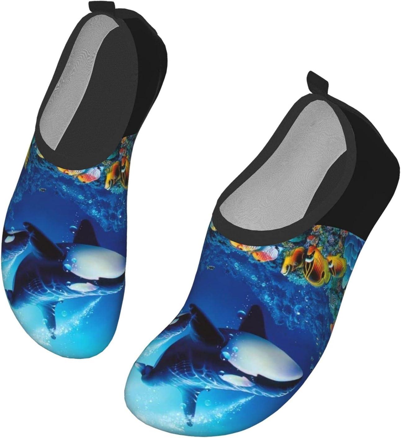 Womens Mens Summer Water Shoes Life Underwater Barefoot Shoe Quick Dry Aqua Socks