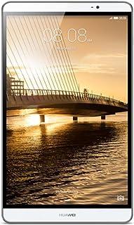 Huawei タブレット Mediapad M2 8.0 SIMフリー (Android 5.1 + EMUI 3.1/8.0型/Hisilicon Kirin 930 オクタコア) シルバー [専用セット] M2-802L CASESET