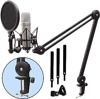 Rode NT1-A - Juego de micrófono condensador y brazo articulado MS138