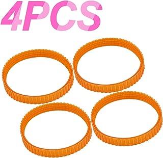 NGe 4PCS FA20 Orange Wood Working Electric Planer Drive Driving Belt Toothed belt