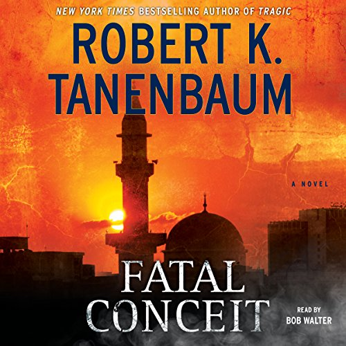 Fatal Conceit audiobook cover art