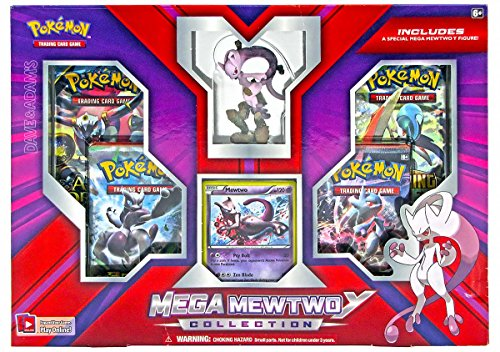 Mega Mewtwo Collection ( Y or X Possible )
