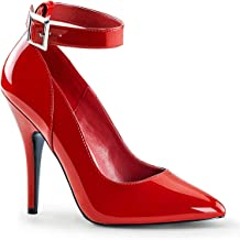 Best red patent leather high heel shoes Reviews
