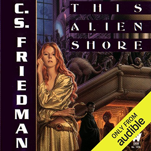 This Alien Shore audiobook cover art