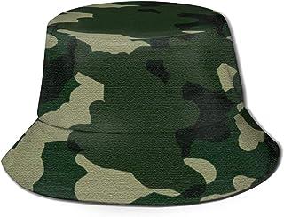 قبعات دلو للنساء والرجال في الهواء الطلق السفر شاطئ للجنسين قبعة الشمس الصيف قابلة للطي صياد القبعات، مرساة الدنيم الداكن