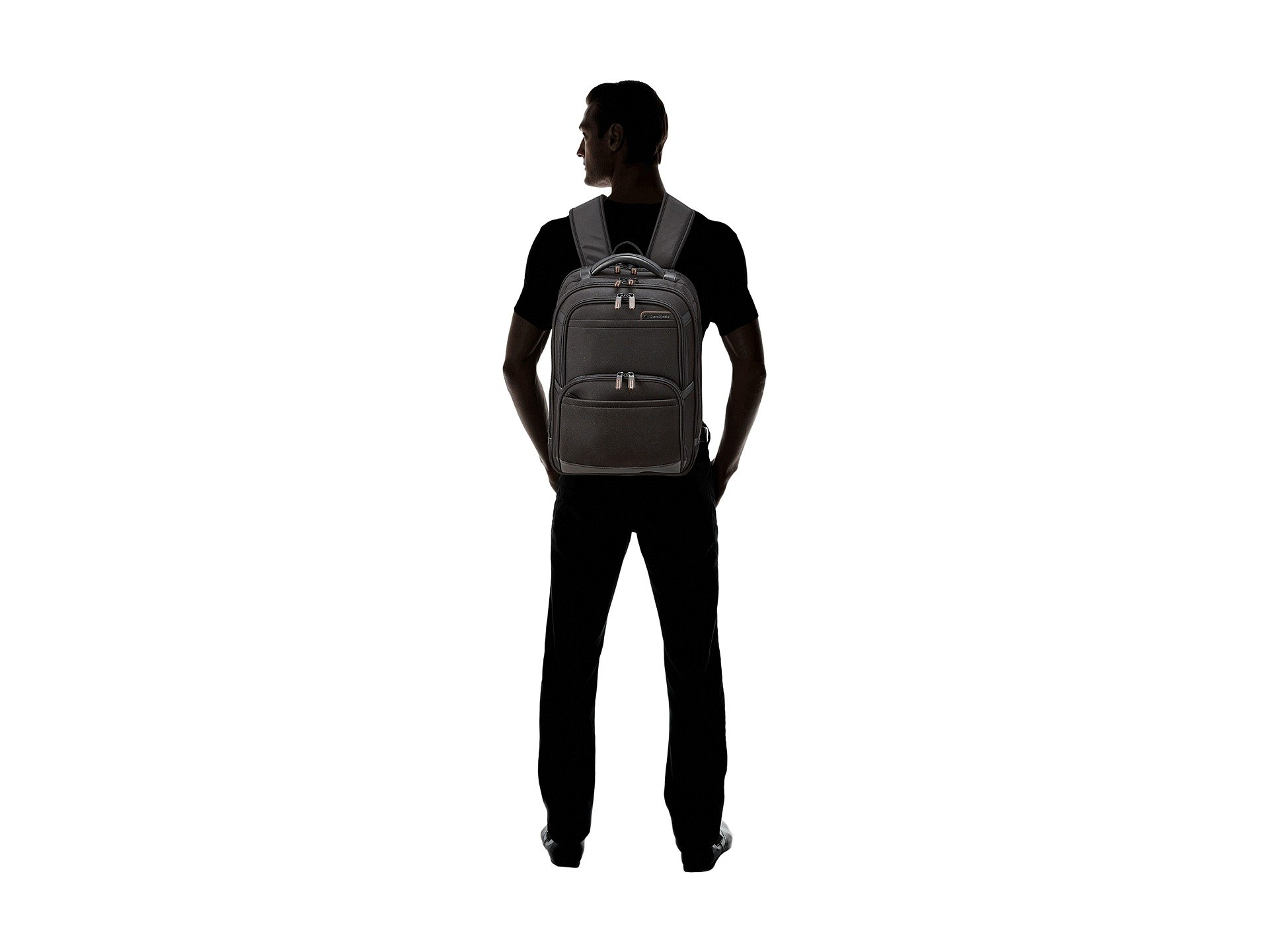 Backpack Dlx Pro tsa Pft Samsonite 4 Black Urban nHUSgn7xq