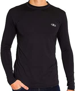 Camiseta Térmica Manga Longa Masculina Preta