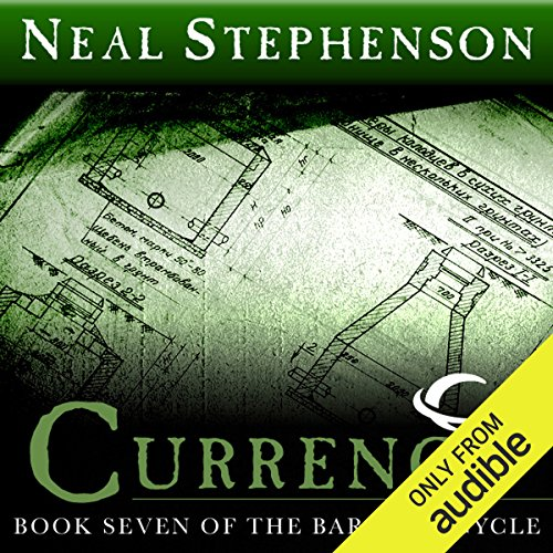 Currency audiobook cover art