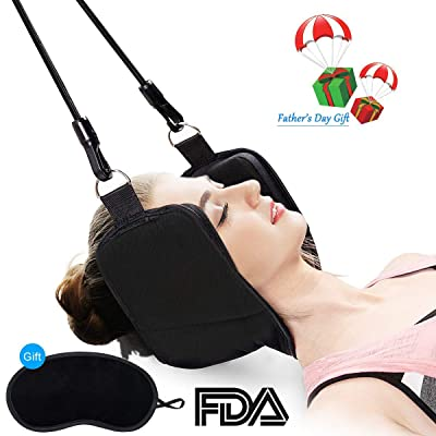 Cornmi Hammock for Neck Cervical Traction Devic...