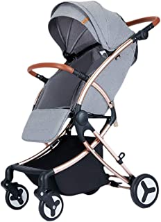 TORY Feather Lite Traveller Stroller by Aimile - A1 - Grey