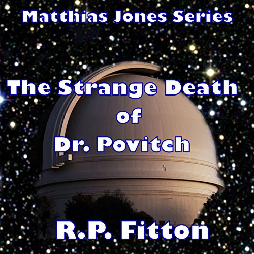 The Strange Death of Dr. Povitch cover art