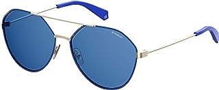 Polaroid Aviator Sunglasses for Unisex - Blue