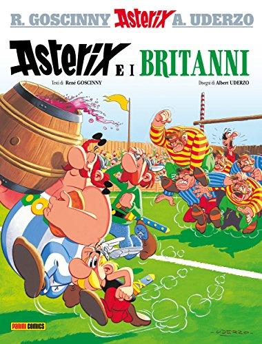 Asterix e i Britanni (Italian Edition)