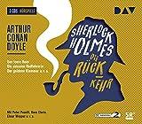 Sherlock Holmes 4 – Die Rückkehr: Hörspiele mit Peter Pasetti, Hans Clarin, Elmar Wepper u.v.a. (3 CDs) (Sherlock Holmes – die Hörspielklassiker)