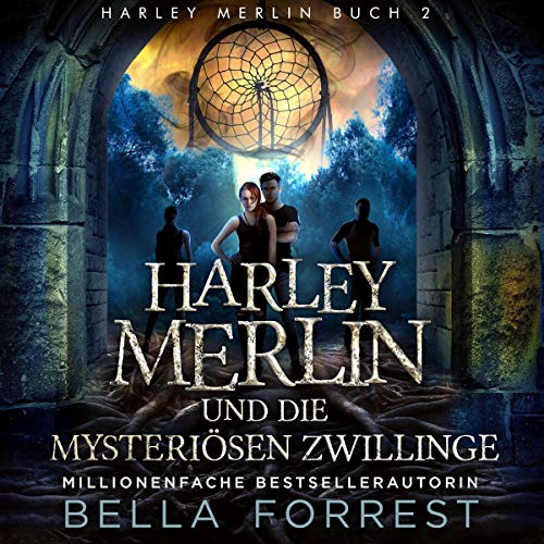Harley Merlin und die mysteriösen Zwillinge [Harley Merlin and the Mystery Twins] cover art