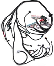 JahyShow Fits for 1997-2006 DBC LS1 Standalone Wiring Harness T56 or Non-Electric 4.8 5.3 6.0