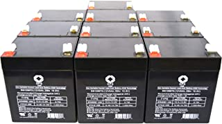 12V 5Ah HP R3000 XR UPS Replacement Battery SPS Brand (10 Pack)