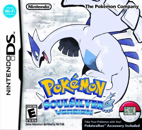 Pokemon SoulSilver (Nintendo DS) [Importación inglesa]