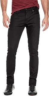 GUESS Factory Men's Delmar Slim Straight Jeans