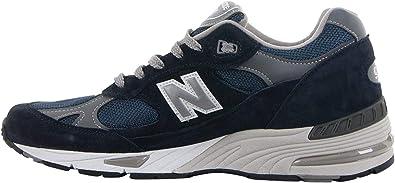 New Balance M 991NV BLU Sneaker 991 Man