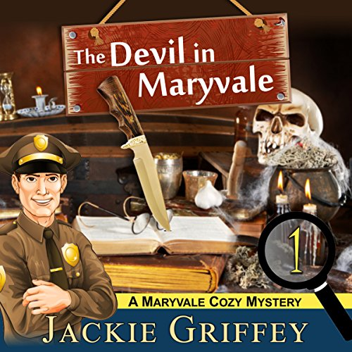 The Devil in Maryvale (A Maryvale Cozy Mystery, Book 1) audiobook cover art