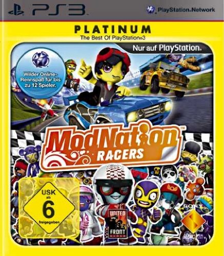 ModNation Racers [Platinum]