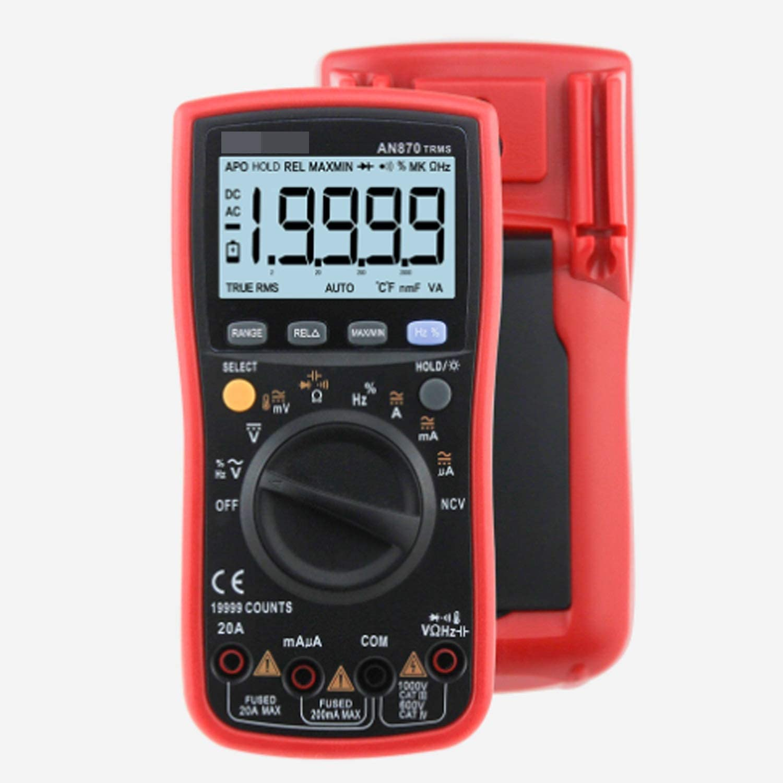 Precision Measurement AN870 Digital Multimeter 19999 Counts Challenge the lowest price of Japan True quality assurance