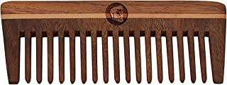 Beardo Shisham Wooden Comb, Brown