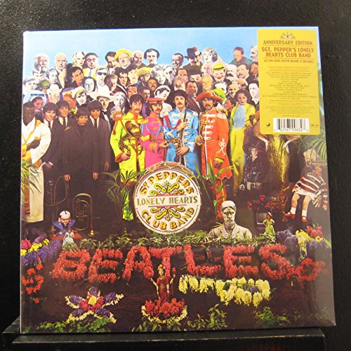 The Beatles - Sgt. Pepper's Lonely Hearts Club Band - Lp Vinyl Record