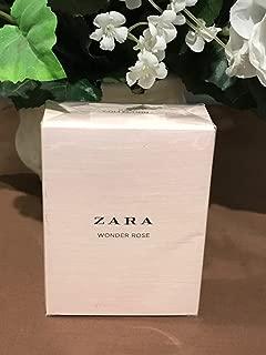 ZARA Woman Eau de Toilette WONDER ROSE 30ml/1.02 fl .oz