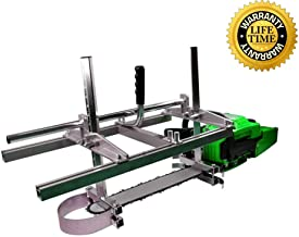 """chainsaw mill Portable Chainsaw mill 36"""" Inch 304 stainless steel and Aluminum.."""
