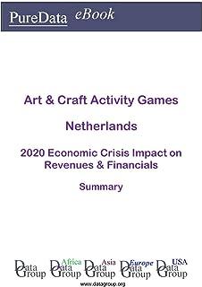 Art & Craft Activity Games Netherlands Summary: 2020 Economic Crisis Impact on Revenues & Financials (English Edition)