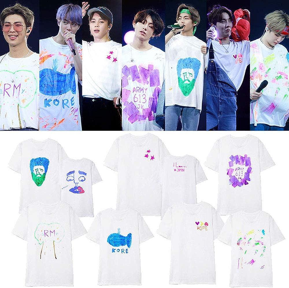 FanStudio BTS Camisa 5th Muster Busan Seoul Concierto ...