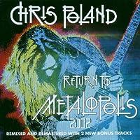 Return to Metalopolis 2002 by POLAND,CHRIS (2002)