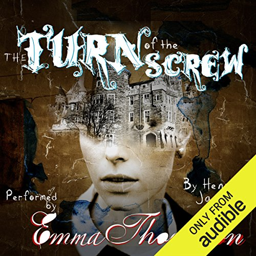 The Turn of the Screw                   By:                                                                                                                                 Henry James                               Narrated by:                                                                                                                                 Emma Thompson,                                                                                        Richard Armitage - introduction                      Length: 4 hrs and 40 mins     2,482 ratings     Overall 3.9