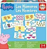 Educa - Aprendo los Números Peppa Pig Animales Puzzle Educativo, Multicolor (16224)