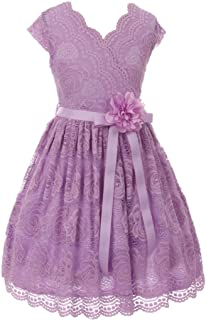 BNY Corner Flower Girl Dress Daily Casual Dress Easter Summer Pageant 9 Colors Available