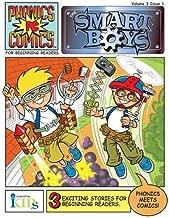 Phonics Comics: The Smart Boys