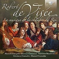 Robert de Vis茅e: La Musique de la Chambre du Roi, Vol. 3 by Massimo Marchese