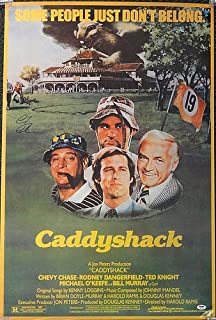 Best caddyshack poster signed Reviews