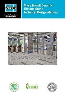 Mass Transit Ceramic Tile and Stone Technical Design Manual