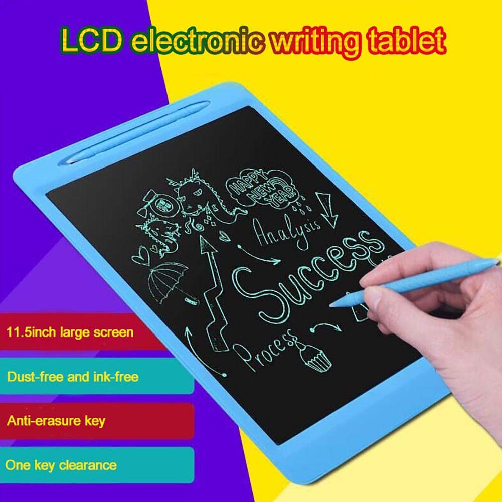 FAgdsyigao LCD Writing Tablet 10inch Drawing Pads Digital Handwriting Pad Doodle Board with Pen for Office B
